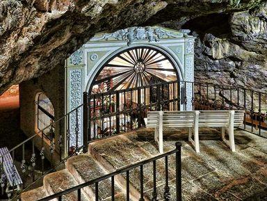 Святая пещера и средневековый Сегорбе