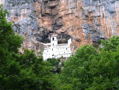 По святым местам Черногории