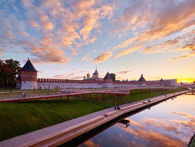 Тульский кремль: путешествие в Средние века