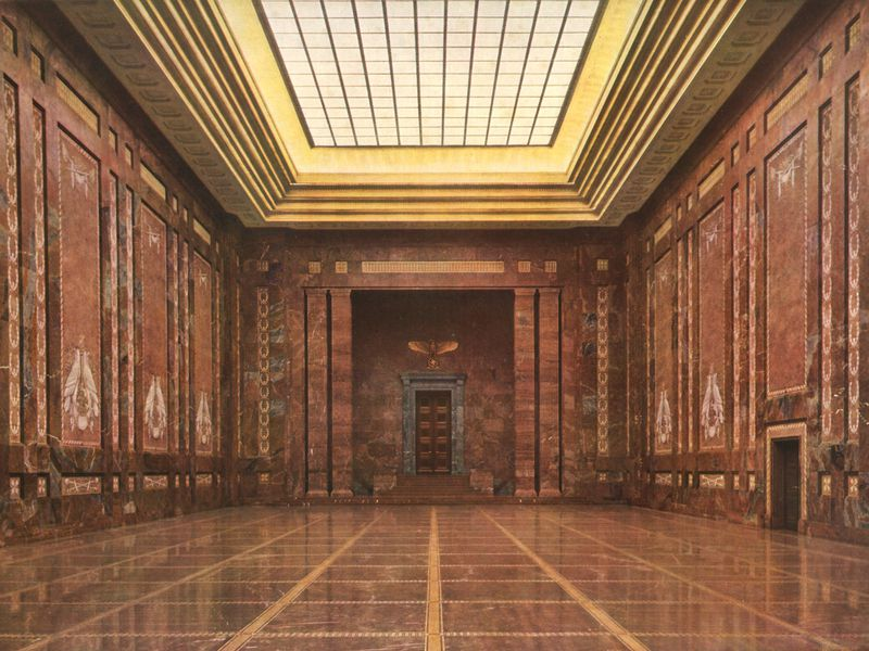 Нацистский Берлин. Архитектура Третьего рейха