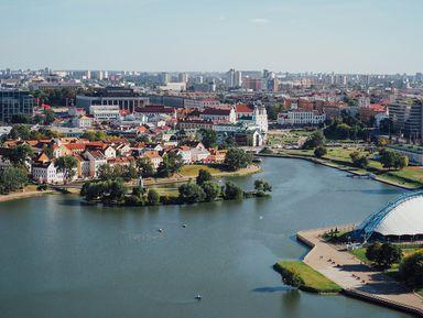 Ежедневная прогулка по Минску