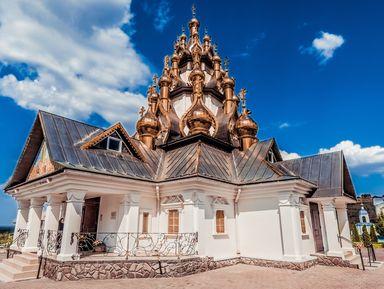 Спасо-Преображенский монастырь— легенда донского края
