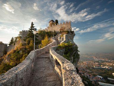 Добро пожаловать в Сан-Марино!