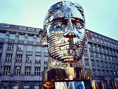 Современное искусство и арт-объекты Праги