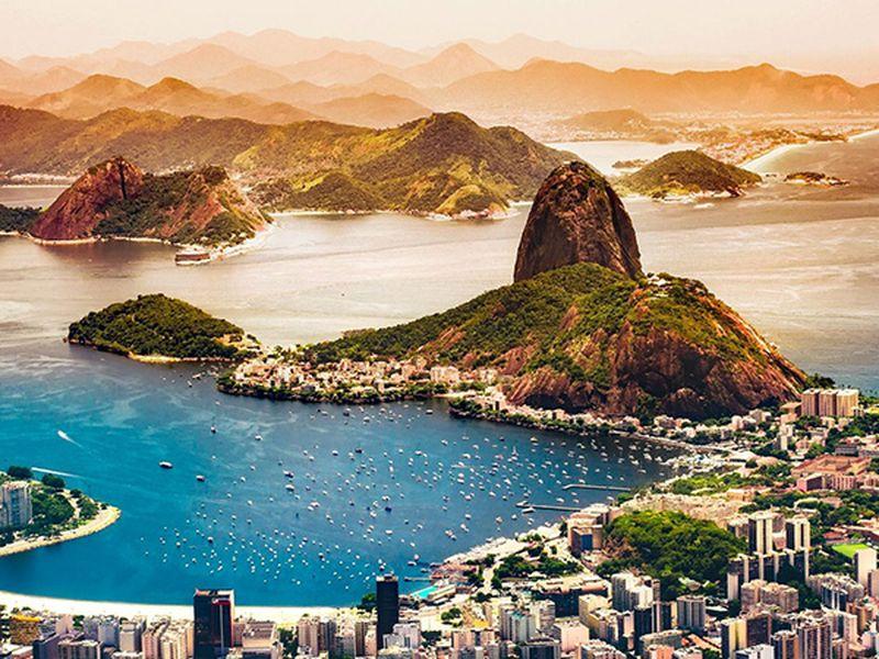 Экскурсия Вокруг Бразилии за 11 дней