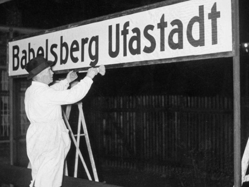 Бабельсберг. История Германии в одном посёлке