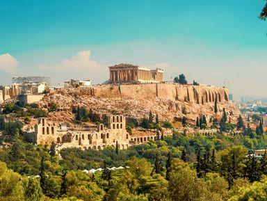 Древние Афины: погружение в историю Греции