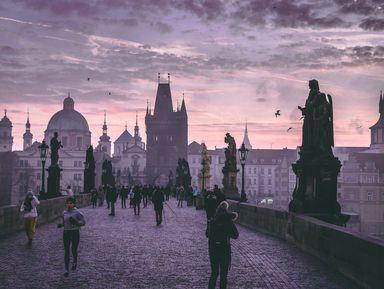 Прага в деталях: интерактивный квест
