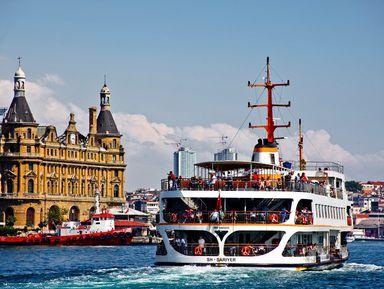 Турция без паранджи: ешь, молись, люби