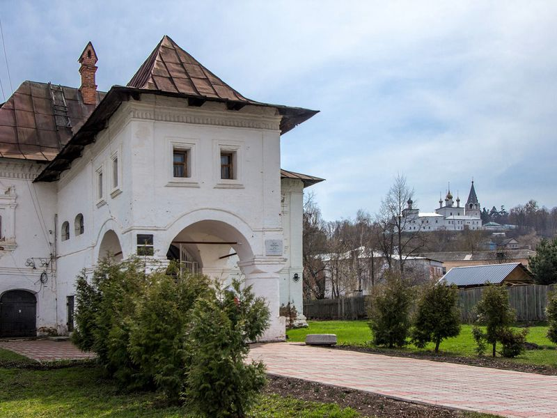 Гороховец — город Царя Гороха и не только