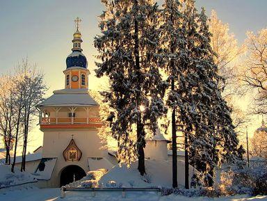 Экскурсия в Пскове: Русь стародавняя: Изборск и Псково-Печерский монастырь