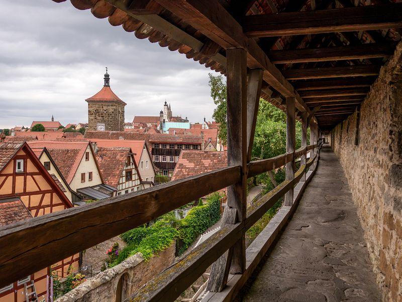 Ротенбург-на-Таубере— средневековая сказка