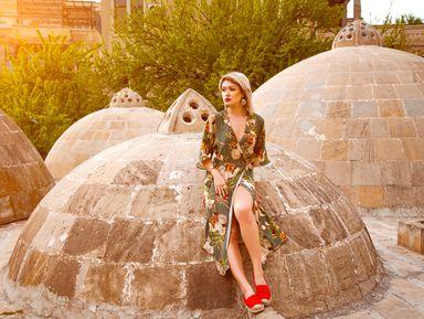 Баку с профессиональным фотографом