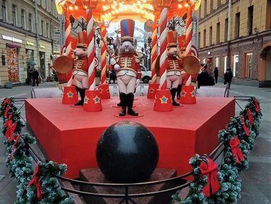Рождество вПетербурге