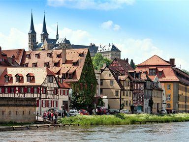 Бамберг — город самых счастливых немцев!