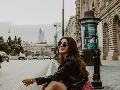Непостановочные фотопрогулки всердце Баку