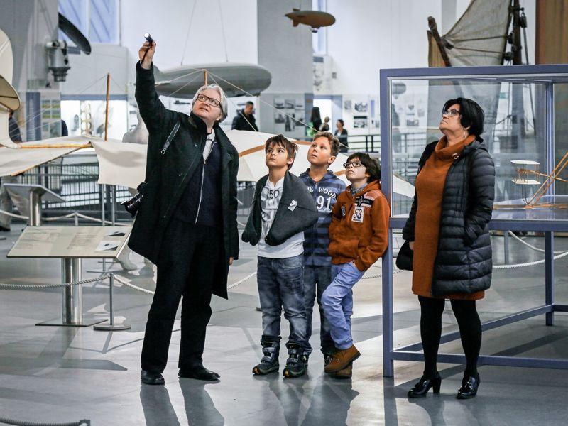 Экскурсия Немецкий технический музей в Мюнхене