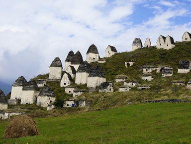 Из Кисловодска — в горную Осетию