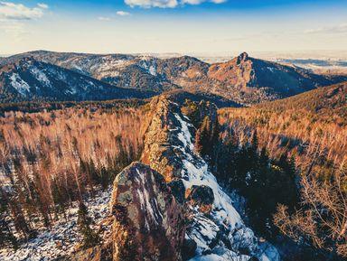 Восточные Столбы: мощь и красота красноярской природы