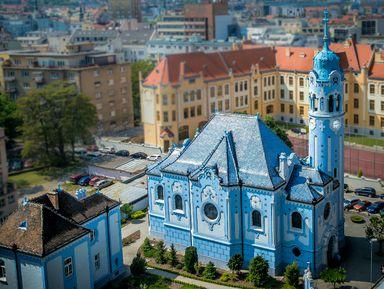 Фотосессия и прогулка по старинной Братиславе