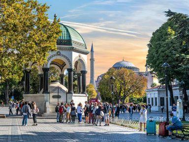 Стамбул: коротко о главном