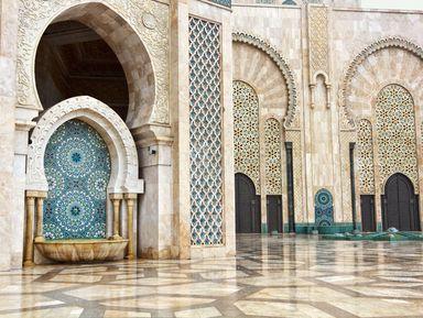 Красавица Касабланка: обзорная фотопрогулка