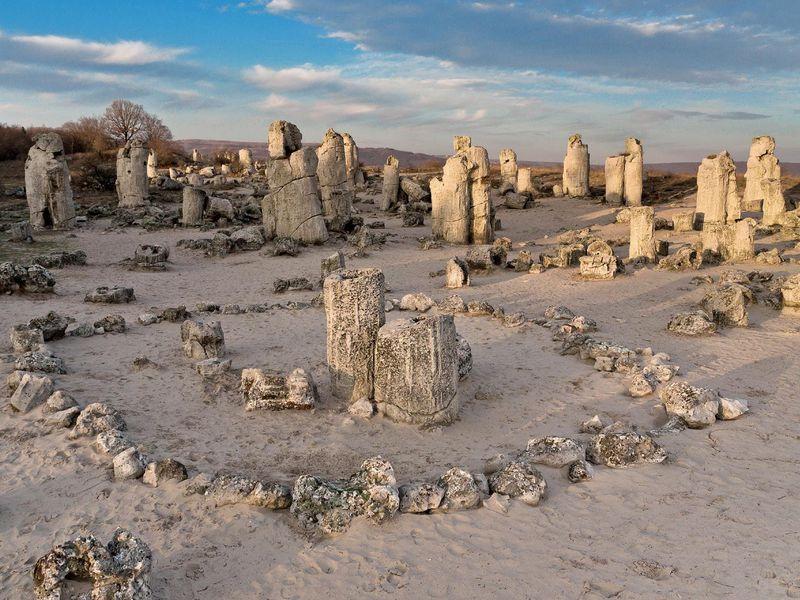 Античное и природное наследие в окрестностях Варны
