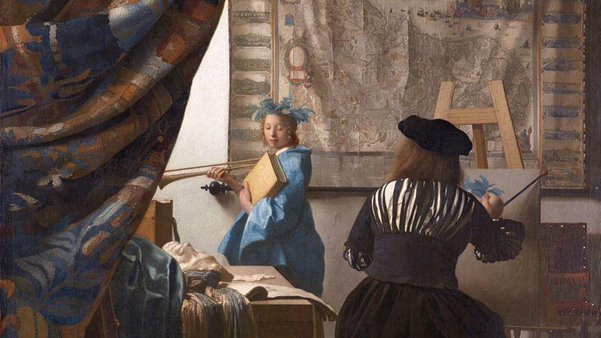 Критический тур по must-see объектам венского Музея истории искусств
