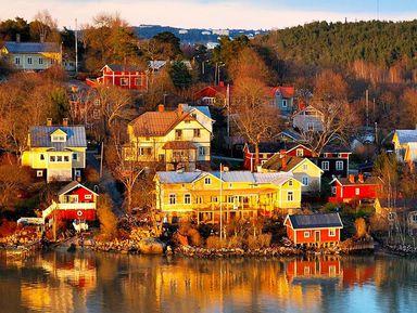 Из Хельсинки в Турку — поездка в средневековый город
