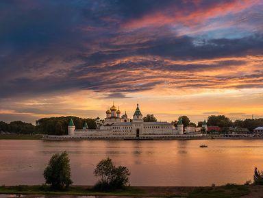 История России и дома Романовых. Обзорная экскурсия по Костроме