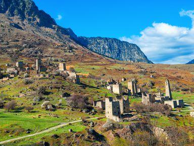 По древней земле Ингушетии