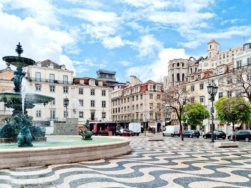 Онлайн-прогулка по неизведанному Лиссабону