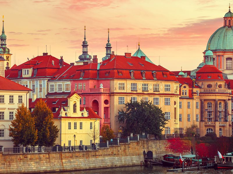 Экскурсия История Праги за3часа