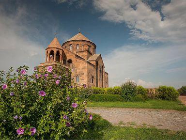 Путешествие ксвятыням Армении