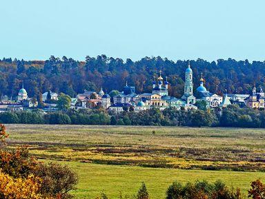 Культовые святыни Калужской области
