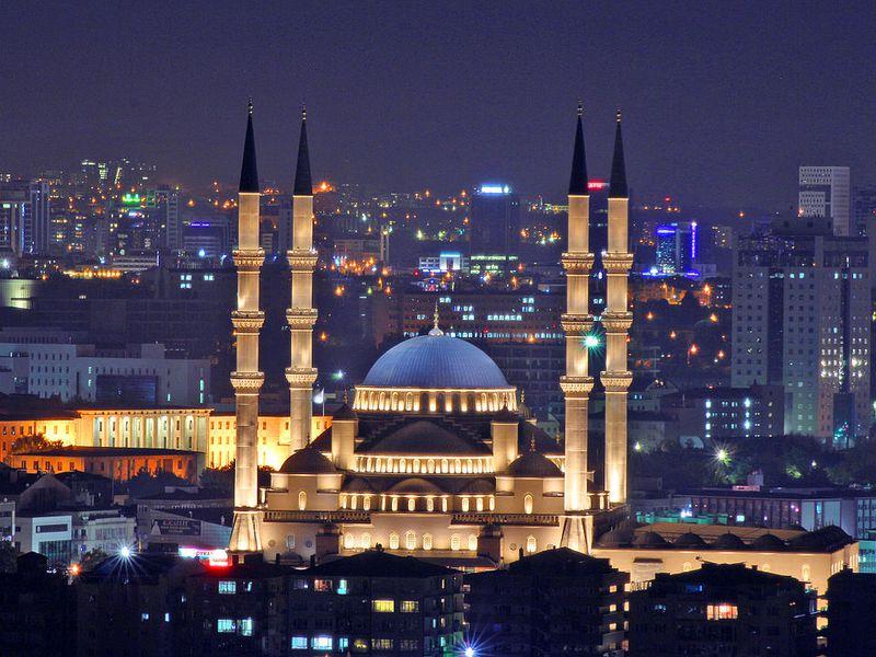 Древняя и современная Анкара