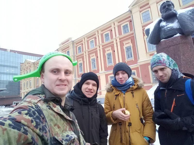 Нижний Новгород с гидом-перформансье!
