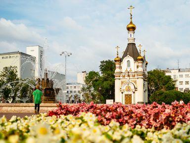 Экспресс-прогулка по Екатеринбургу