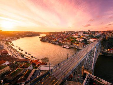 Душевный день в Порту и окрестностях