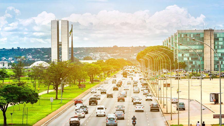 Бразилиа — столица из советского прошлого