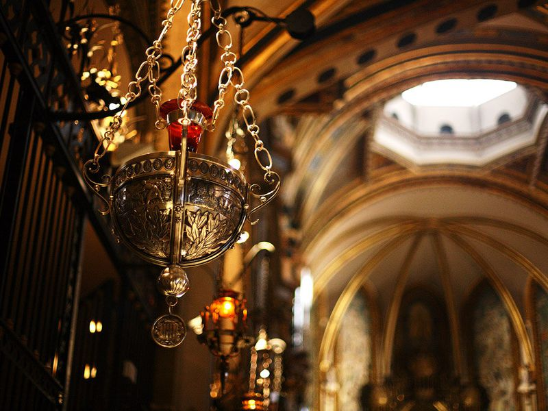 Экскурсия Вековые тайны монастыря Монтсеррат