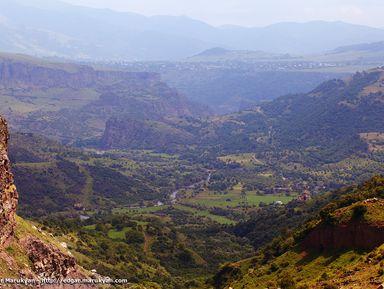 Открыть красоту природы Армении