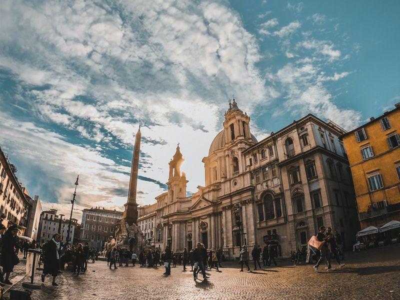 Онлайн-прогулка по Риму: классика Вечного города