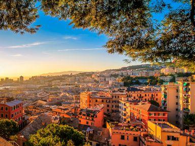 Buongiorno, Генуя!