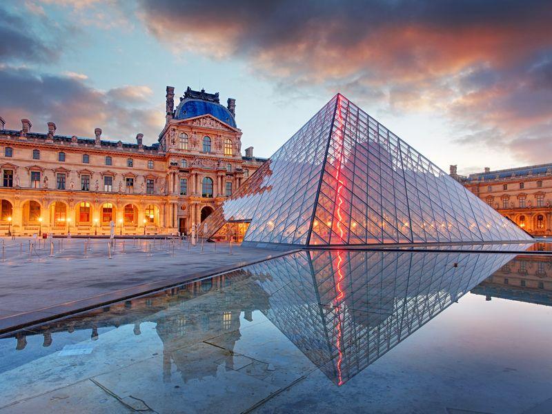 Экскурсия Первое свидание с Парижем