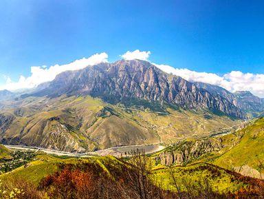 Золотое кольцо Северной Осетии-Алании