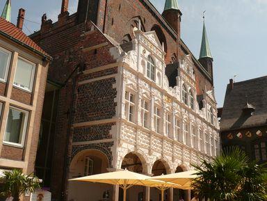 Любек — путешествие в средневековье
