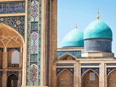 Сияй, Ташкент — звезда Востока!