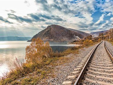Пешком вдоль Байкальской железной дороги