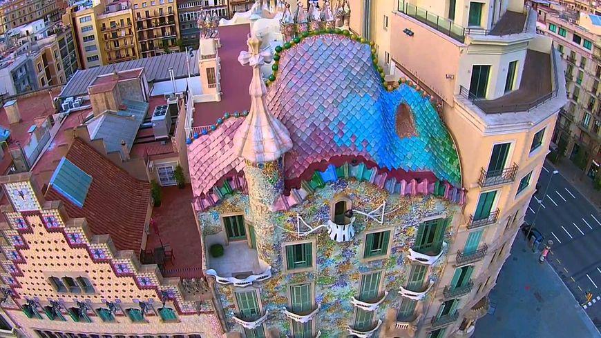 Влететь в Барселону! (трансфер + обзорная экскурсия)